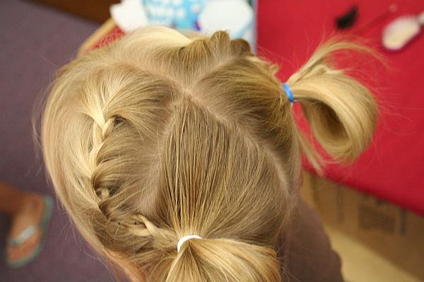morgans hair