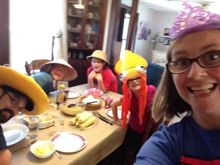 hat celebration